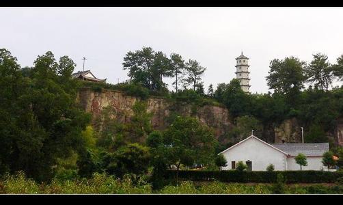 赤岩山风景名胜区