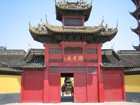 潮音庵门票_潮音庵_上海上海景点门票_杭州游程旅游