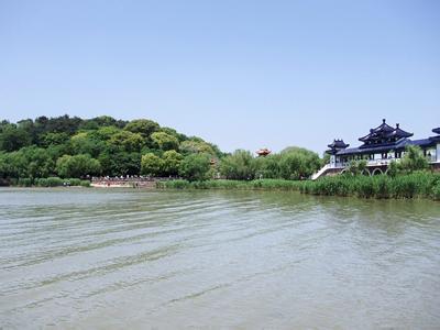 无锡太湖鼋头渚景区