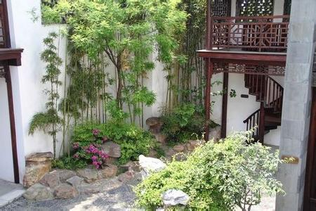 庭院甲鱼池设计图
