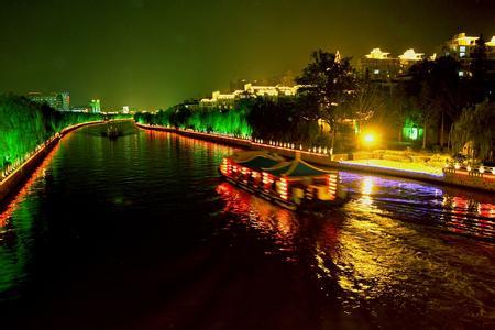 扬州古运河(京杭大运河)
