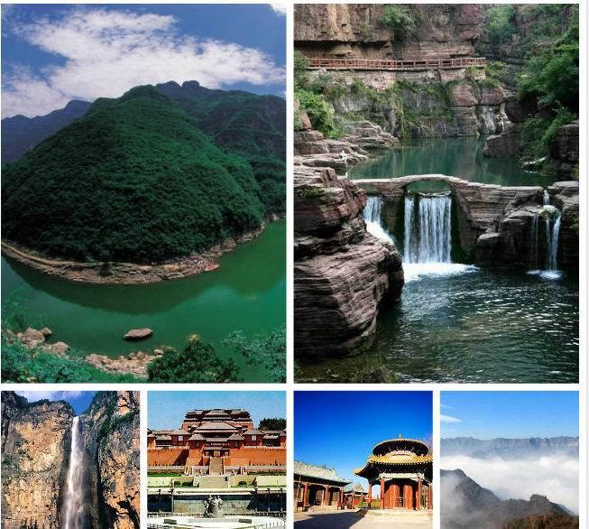 河南旅游景点图片列表_河南旅游图片_河南风景图片_游