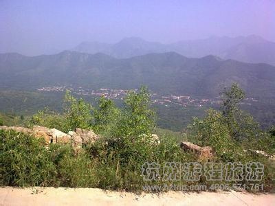 淮南卧龙山风景区