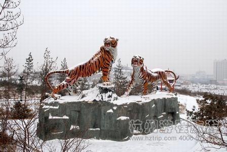 集宁区老虎山生态公园