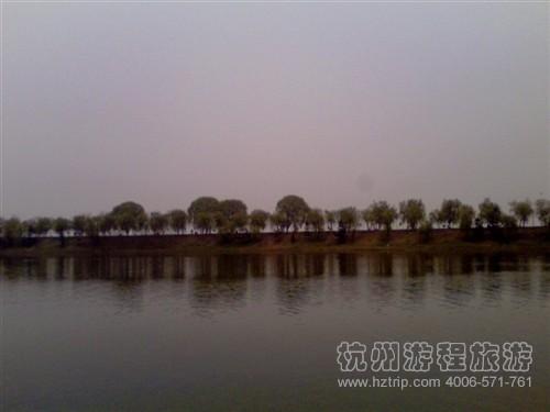 阜阳八里河风景区门票 图片合集