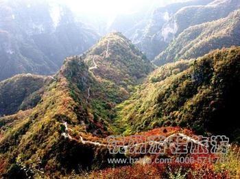 北京市云蒙山国家森林公园