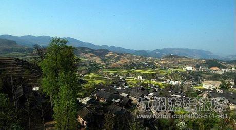 定南县马头寨风景区