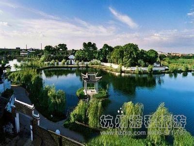 南昌市八大山人梅湖风景区
