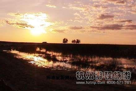 科右中旗沙岛湖生态旅游景区