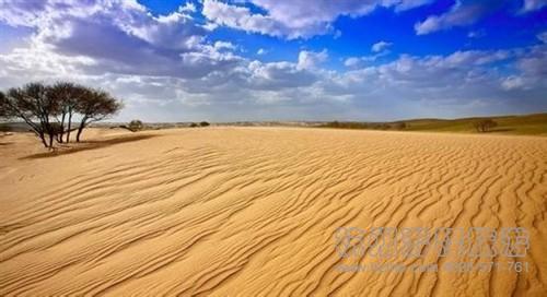 正镶白旗浑善达克沙地旅游景区