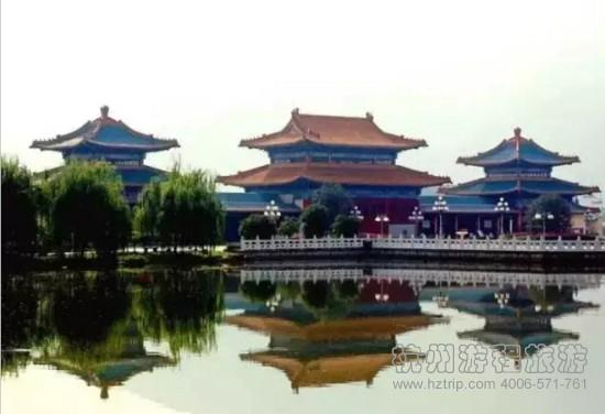 宁波最美旅游景点